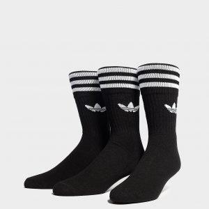 Adidas Originals 3-Pack Sukat Musta