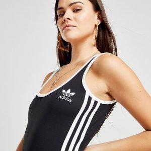 Adidas Originals 3-Stripes Bodysuit Musta