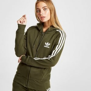 Adidas Originals 3-Stripes California Full Zip Huppari Vihreä