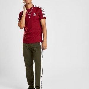 Adidas Originals 3-Stripes California T-Paita Punainen