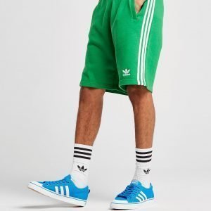 Adidas Originals 3-Stripes Fleece Shorts Vihreä