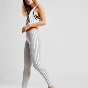 Adidas Originals 3-Stripes Leggingsit Harmaa