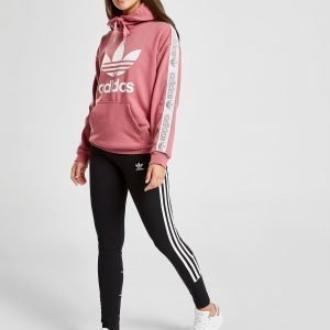 Adidas Originals 3-Stripes Piping Leggingsit Musta