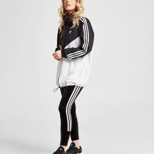 Adidas Originals 3-Stripes Velvet Leggingsit Musta