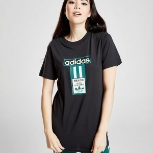 Adidas Originals Adibreak T-Shirt Musta