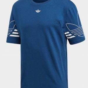 Adidas Originals Adidas Originals By Stormzy Sprt T-Paita Ennakkotilaus Sininen