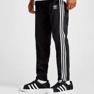 Adidas Originals Beckenbauer Cuffed Track Pants Musta
