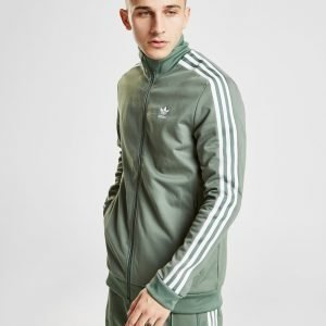 Adidas Originals Beckenbauer Track Top Vihreä