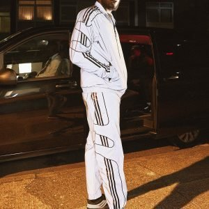 Adidas Originals By Stormzy Radkin Verryttelyhousut Ennakkotilaus Hopea