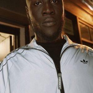 Adidas Originals By Stormzy Radkin Verryttelypaita Ennakkotilaus Hopea