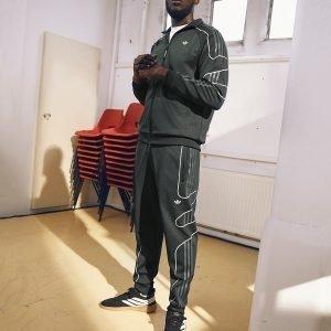 Adidas Originals By Stormzy Sprt Verryttelyhousut Ennakkotilaus Vihreä