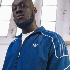 Adidas Originals By Stormzy Sprt Verryttelypaita Ennakkotilaus Sininen
