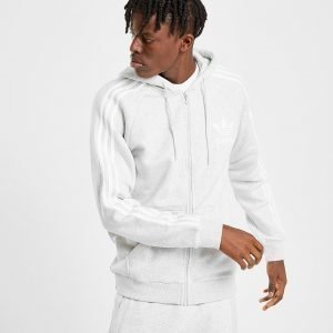 Adidas Originals California Full Zip Hoodie Harmaa