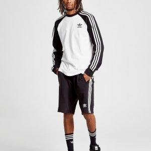 Adidas Originals California Long Sleeve T-Shirt Valkoinen