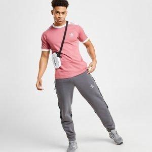 Adidas Originals California Short Sleeve T-Paita Vaaleanpunainen