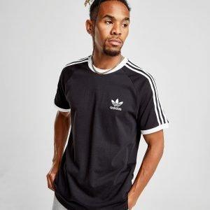 Adidas Originals California Short Sleeve T-Shirt Musta