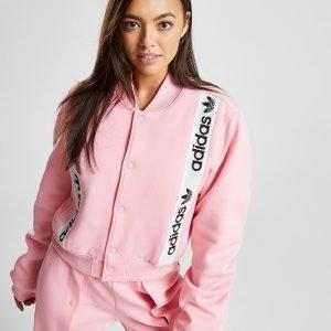 Adidas Originals Coeeze Bomber Jacket Vaaleanpunainen