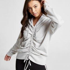 Adidas Originals Coeeze Ruche Overhead Hoodie Harmaa