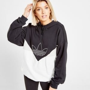 Adidas Originals Colorado 1/4 Zip Huppari Musta