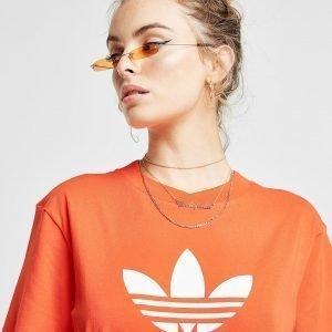 Adidas Originals Colorado Panel T-Paita Oranssi
