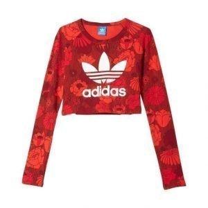 Adidas Originals Crop Longsleeve Paita