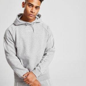 Adidas Originals Eqt Outline Overhead Hoodie Harmaa