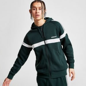 Adidas Originals Itasca Full Zip Hoodie Vihreä