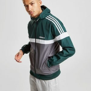 Adidas Originals Itasca Reversible Jacket Vihreä