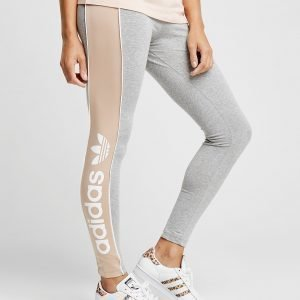 Adidas Originals Linear Leggingsit Harmaa