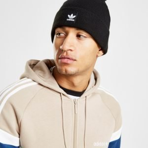 Adidas Originals Logo Bobble Hat Musta