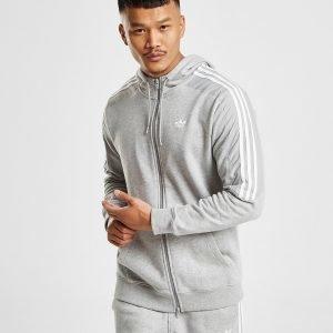 Adidas Originals Radkin Full Zip Hoodie Harmaa
