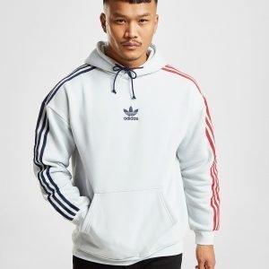Adidas Originals Sportivo Overhead Hoodie Harmaa