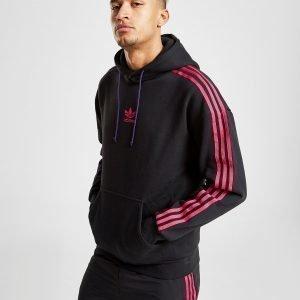 Adidas Originals Sportivo Overhead Huppari Musta