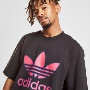 Adidas Originals Sportivo T-Paita Musta