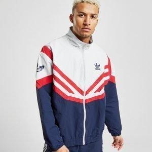 Adidas Originals Sportivo Track Top Valkoinen