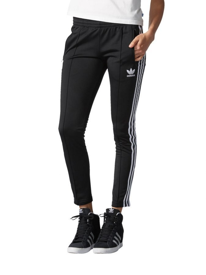 hot sale online 3b0f0 48f25 Adidas Originals Supergirl Track Housut