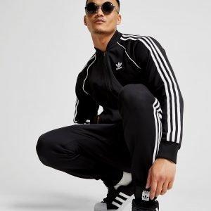 Adidas Originals Superstar Track Top Musta