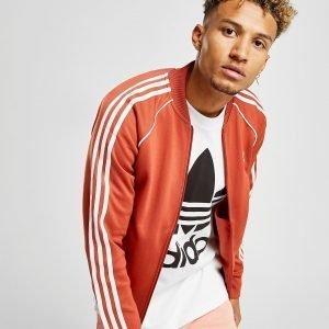 Adidas Originals Superstar Track Top Oranssi