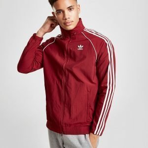 Adidas Originals Superstar Windbreaker Punainen