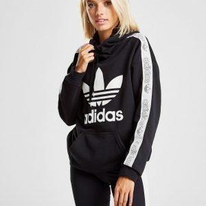Adidas Originals Tape Overhead Huppari Musta