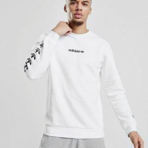 Adidas Originals Tape Qqr Crew Sweatshirt Valkoinen