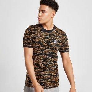 Adidas Originals Tiger Camo Short Sleeve T-Shirt Camo / Camo
