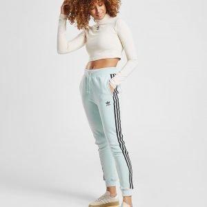 Adidas Originals Trefoil Cuffed Track Pants Sininen