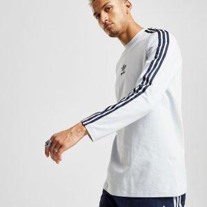 Adidas Originals Trefoil Sportivo Long Sleeve T-Shirt Harmaa