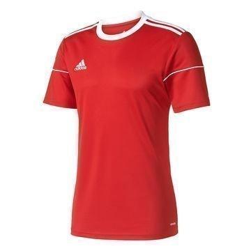Adidas Pelipaita Squad 17 Punainen/Valkoinen