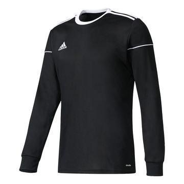 Adidas Pelipaita Squadra 17 L/S Musta/Valkoinen