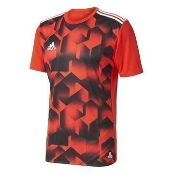 Adidas Pelipaita Tango Graphic Punainen/Musta