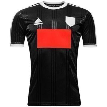 Adidas Pelipaita Tango Musta/Valkoinen/Punainen