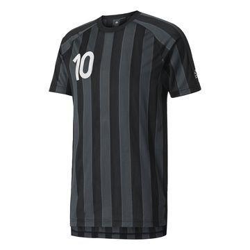 Adidas Pelipaita Tango Player Icon Musta/Harmaa/Valkoinen