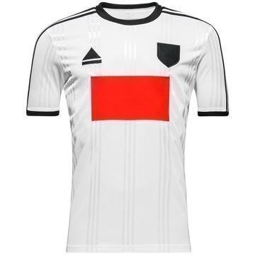 Adidas Pelipaita Tango Valkoinen/Musta/Punainen
